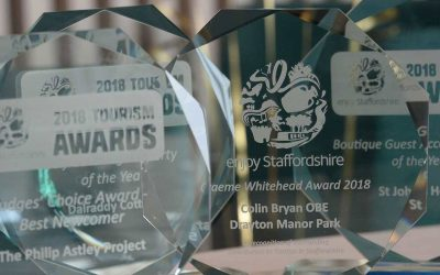 Enjoy Staffordshire Tourism & Good Food Awards